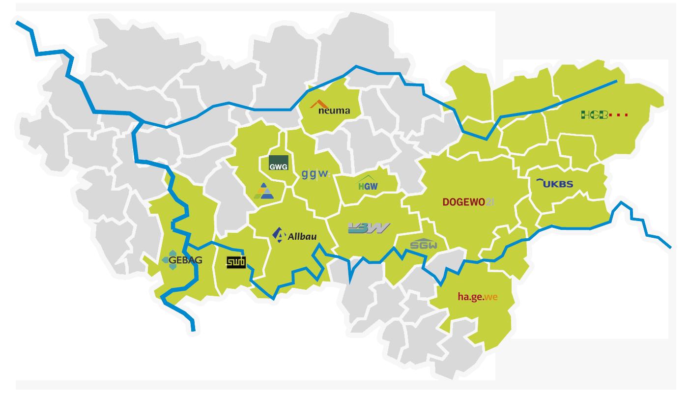 HGB Landkarte Wohnen im Revier