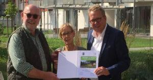 HGB Preis Viertel vor Grün Goethegärten
