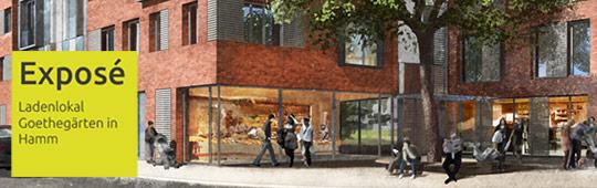 Expose Ladenlokal Goethegärten