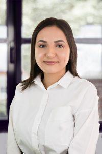 Feyza Colak - Auszubildende der HGB in Hamm.