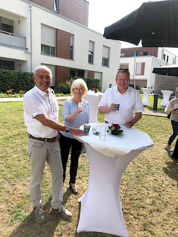 HGB   Mieterfest Stadttor-Ost